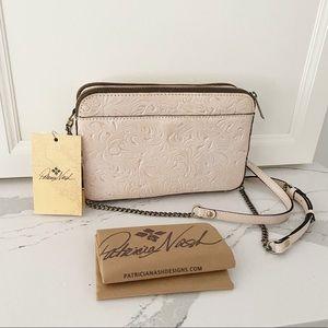 1DAY SALE Patricia Nash Chambery Crossbody Bag
